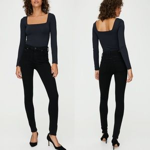 Aritzia Citizens of Humanity Rocket high rise 25